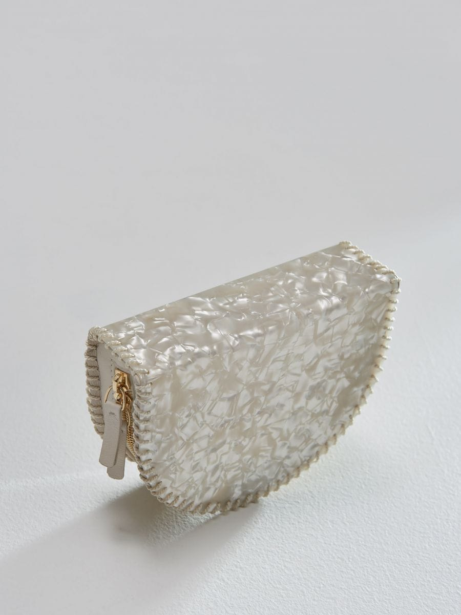 149951fd20 Buy online! Faux mother of pearl bag, RESERVED, VV085-01X
