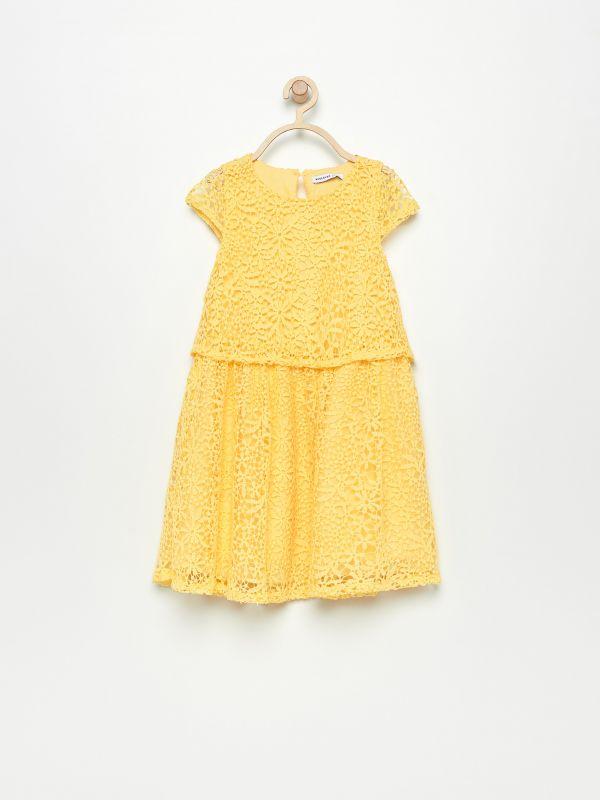 e526704d Sukienki dla dziewczynek - RESERVED