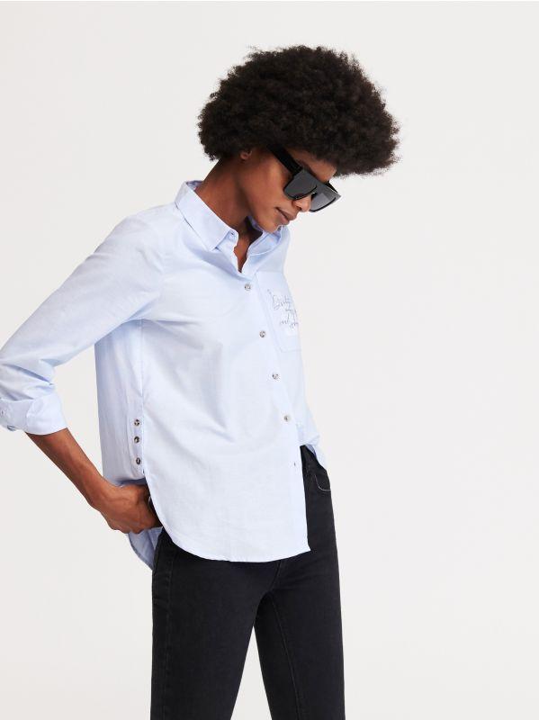 1222ffe4b3e5 Женские рубашки - RESERVED